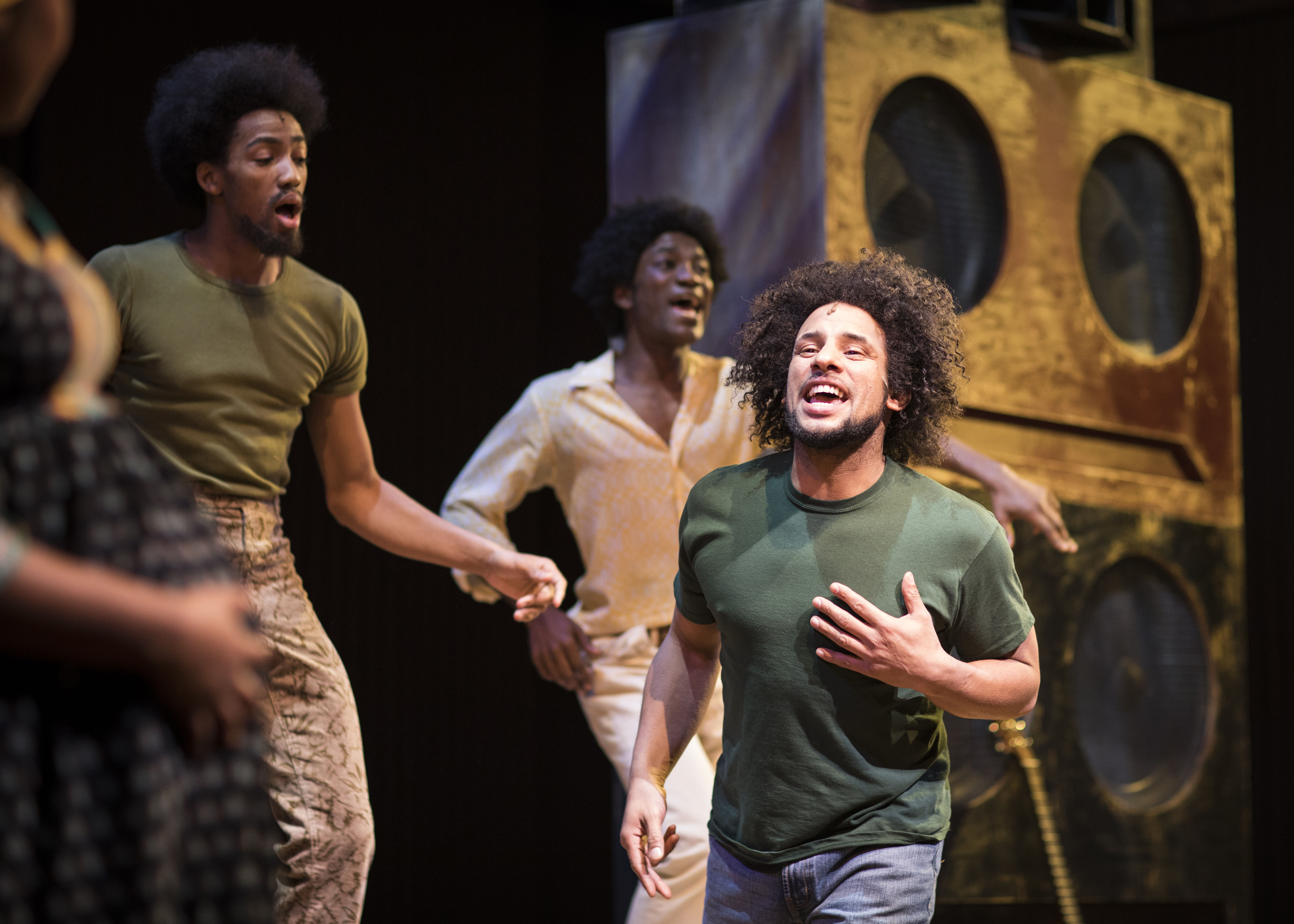 Bob Marley Musical ends on a high note in birmingham